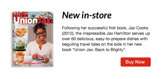 Union Jax - new book in-store