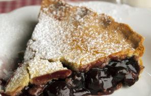 Deep Dish Cherry Pie - Jax Hamilton Cooks