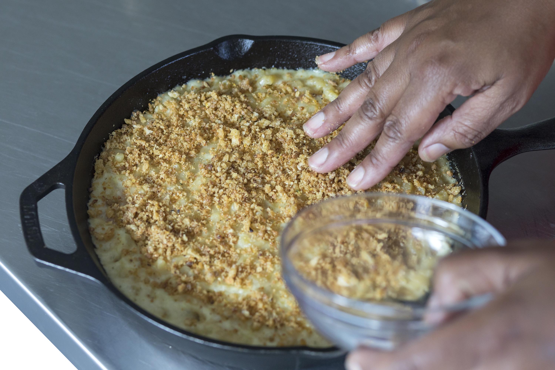 Loaded Mac N Cheese - Jax Hamilton / Jax Food Hax