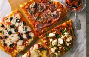 Homemade Pizza : 4 Seasons - Jax Hamilton Cooks